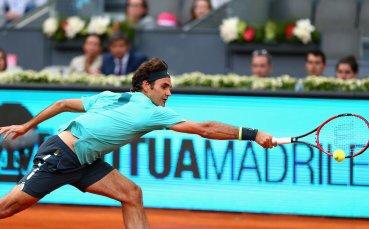 Федерер обяви къде ще направи голямото си завръщане на клей