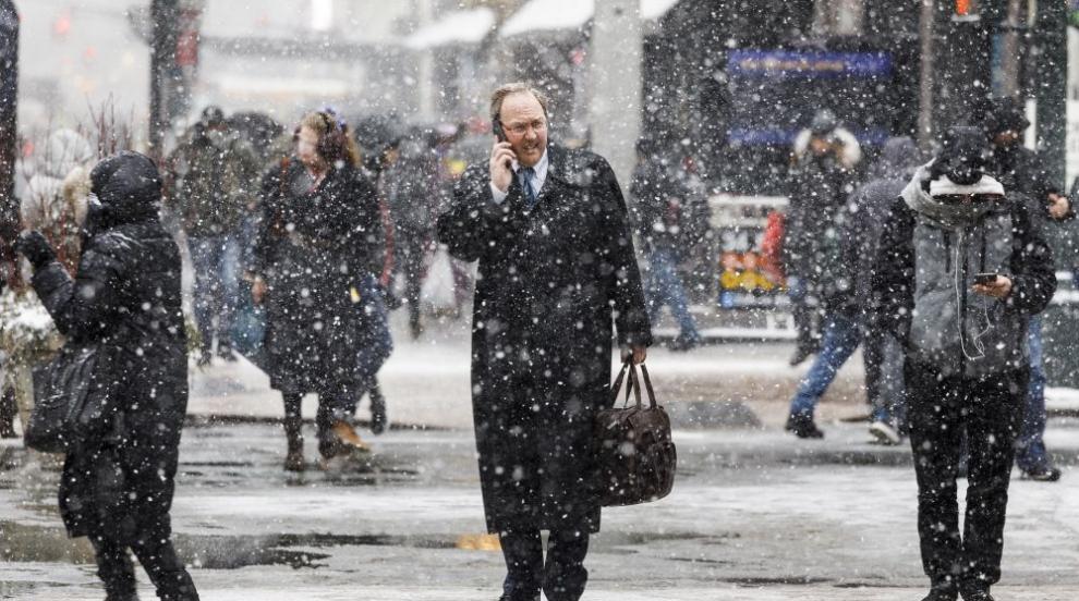 Зимната буря в САЩ продължава да вилнее с пълна сила