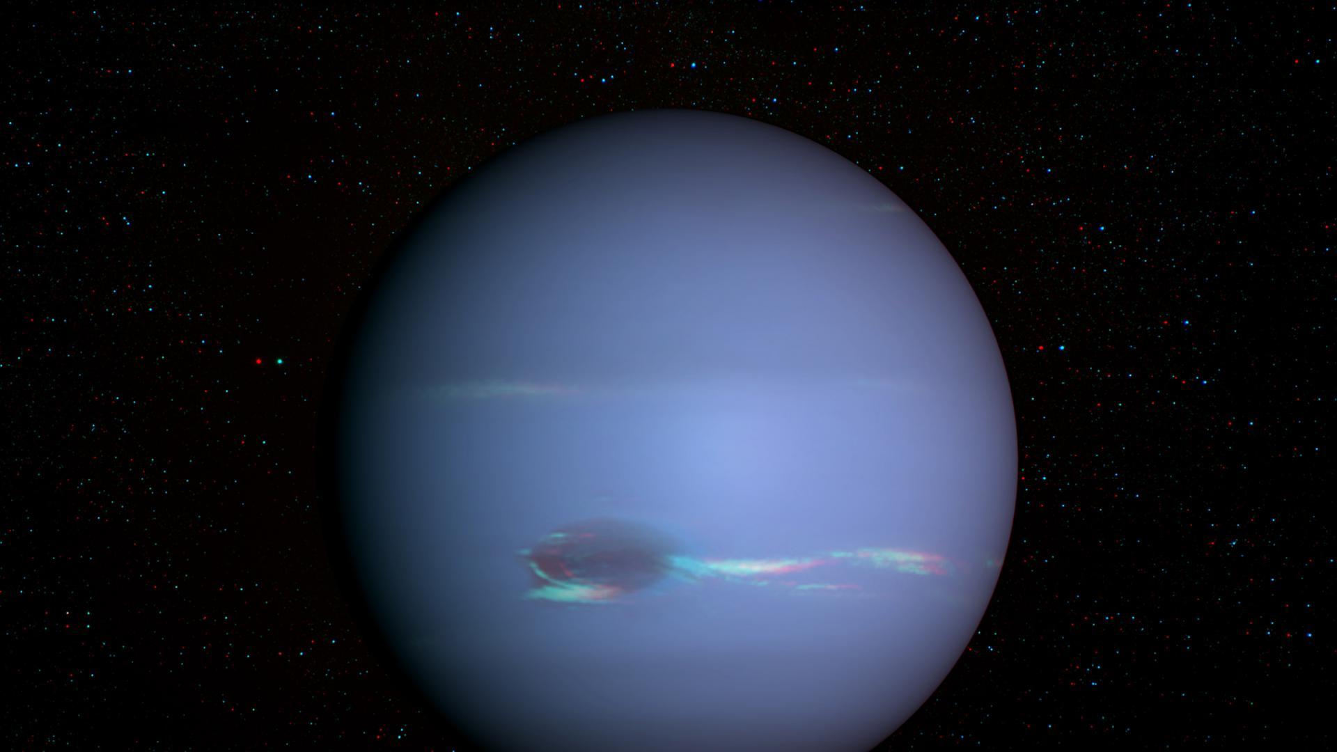 Запознайте се с Хипокамп, новият спътник на Нептун
