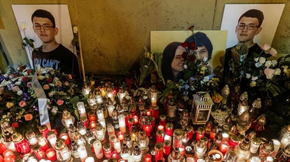Осъдиха убиеца на словашкия журналист Ян Куциак на 23...