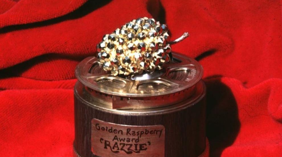 Кои са победителите на Златните малинки тази година?