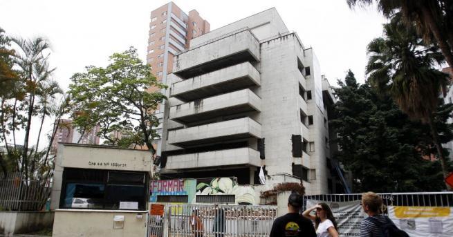 Снимка: Разрушиха дома на Пабло Ескобар край Меделин