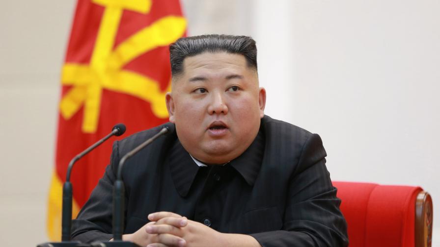 Ким Чен Ун екзекутирал петима свои служители заради критики към него
