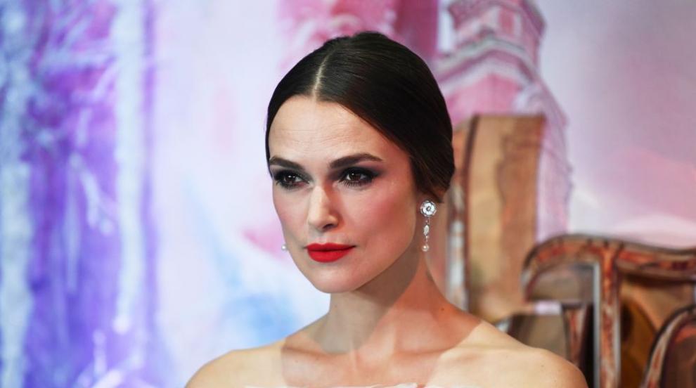 Актрисата Кийра Найтли вече няма да се снима в голи сцени