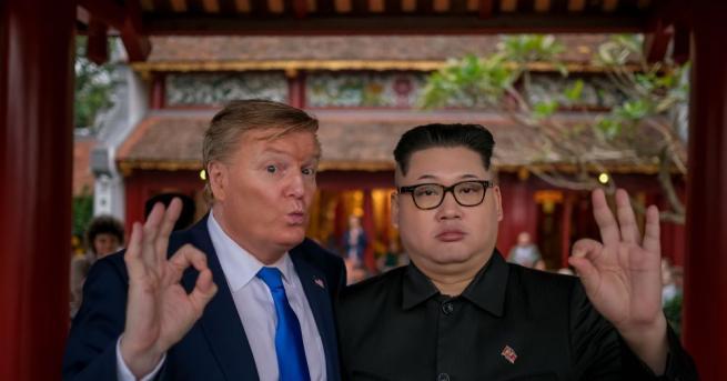 Двойникът на Ким Чен-ун беше експулсиран от Виетнам, а този