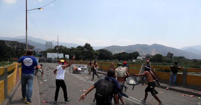 Нови протести бяха организирани вчера в няколко града в Колумбия,