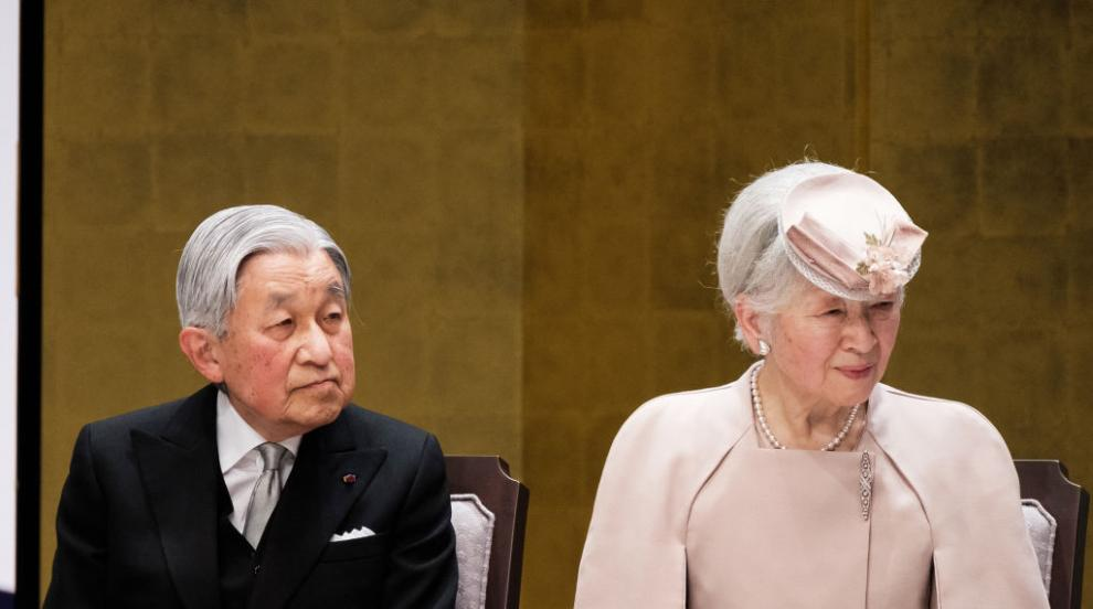 Започнаха церемониите преди абдикацията на император Акихито