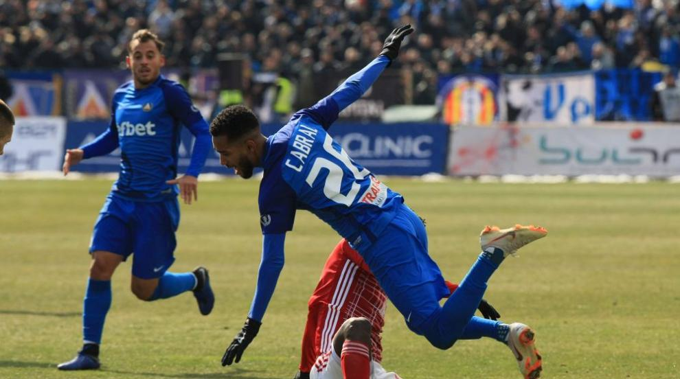 Полицията с извънредни мерки заради дербито между Левски и ЦСКА