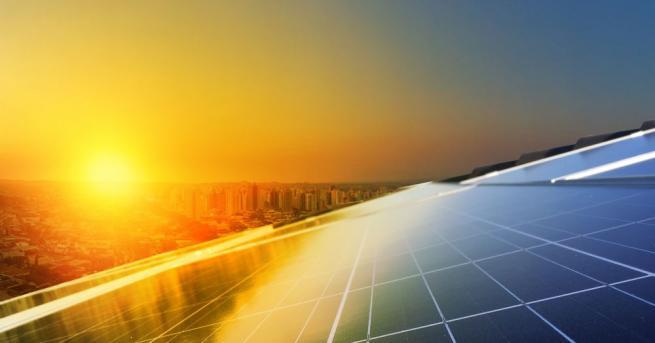 Слънцето вероятно е най-добрият източник на възобновяема енергия, а слънчевите