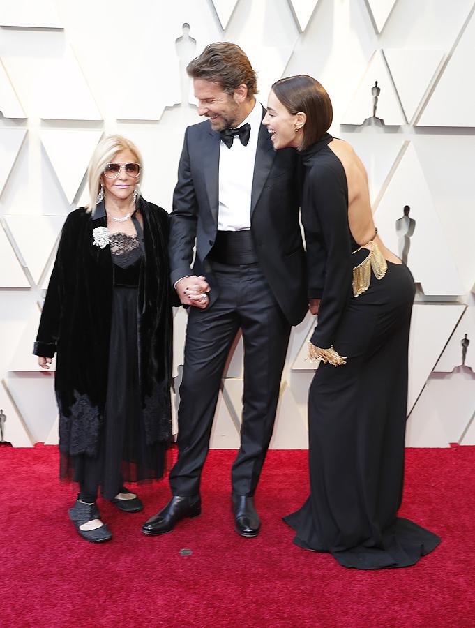 Gloria Campano, Bradley Cooper и Irina Shayk