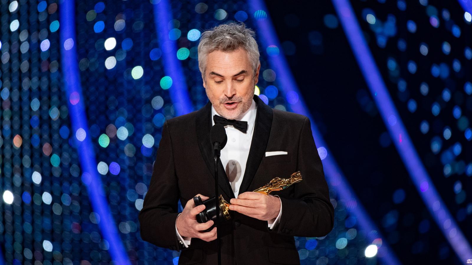 """Статуетката за операторско майсторство отиде при Алфонсо Куарон за неговия полубиографичен филм """"Рома"""""""