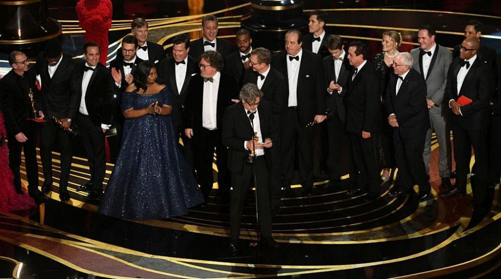 """Българско знаме на наградите """"Оскар"""" (ВИДЕО)"""