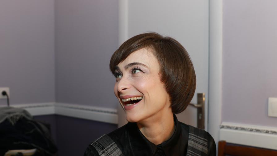 Йоана Буковска-Давидова: Жената трябва да бъде обичана и разбирана