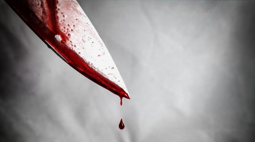 Убитият в Костенец наръган смъртоносно от бременната си приятелка (ВИДЕО)