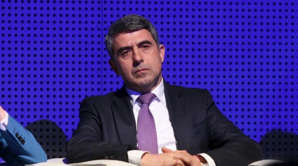 Плевнелиев: Мандатът на Радев ще остане в историята...
