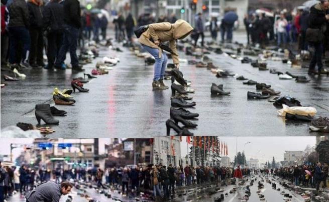 Три снимки, няколко държави се намесиха