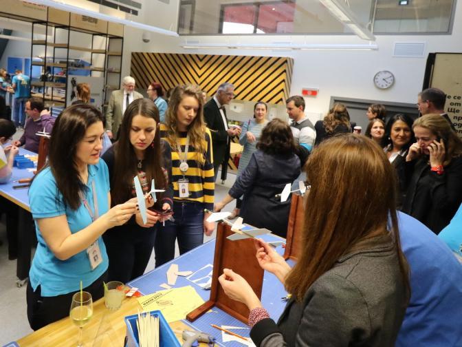 Музейко кани всички млади изобретатели в Maker Space – специално оборудвано пространство за новаторски идеи и творчески решения. Откриване за посетители на 28 февруари 2019 г.
