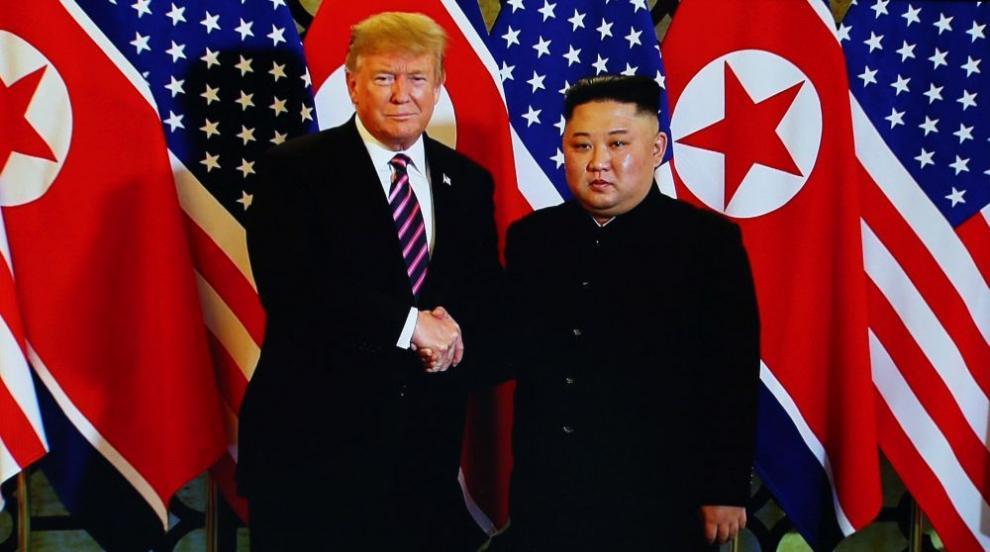 Тръмп: Ким Чен-ун може загуби всичко, ако се държи враждебно