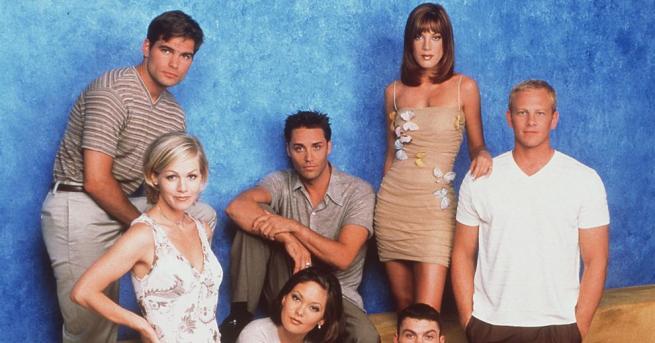 Актьорският екип на една от най-известните американски телевизионни поредици