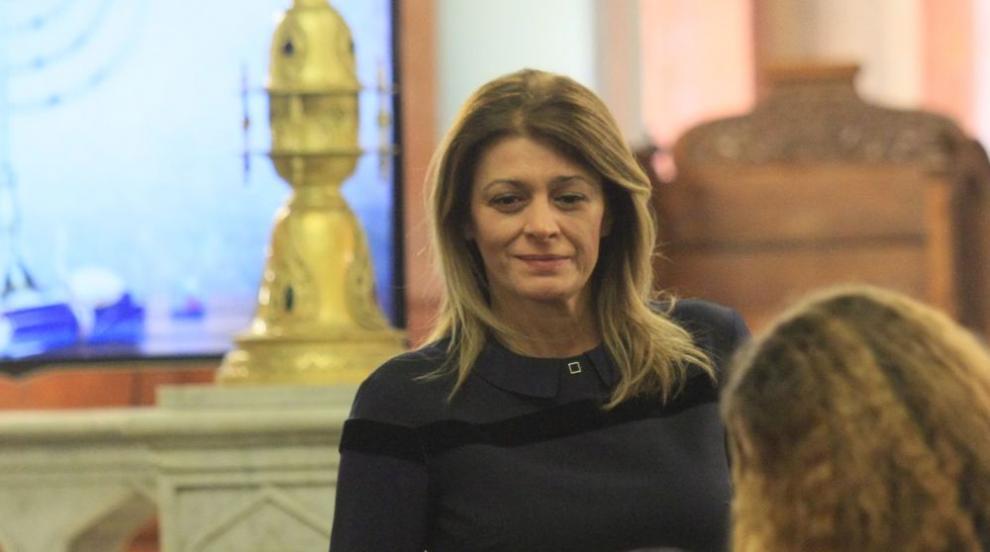 """Президентската съпруга реагира на разследването срещу Радев с """"Тото"""""""