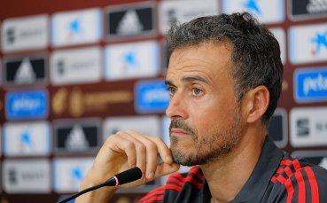 Луис Енрике: Не изключвам завръщане в Барселона