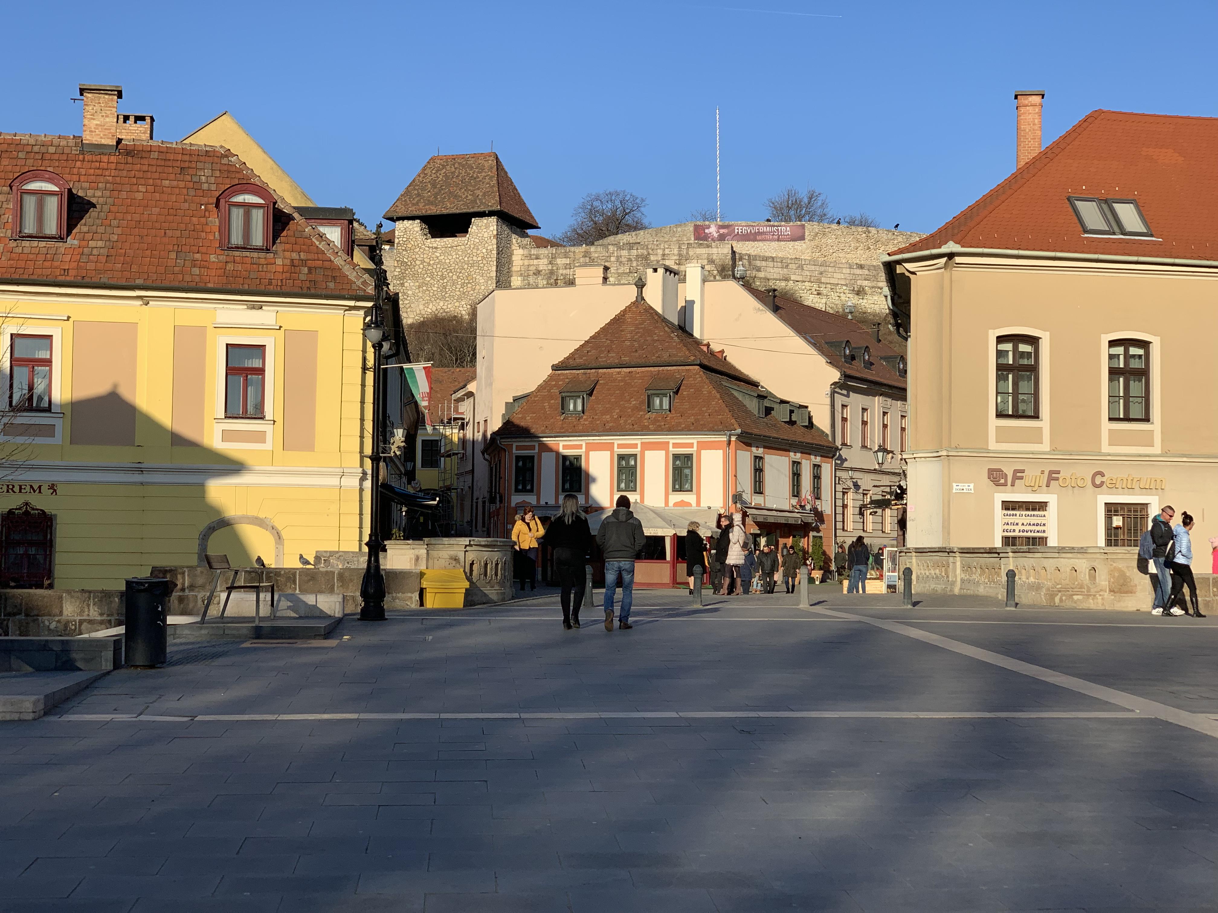 Егер,Унгария