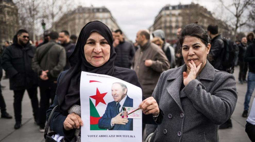 Президентът на Алжир е в критично състояние в болница в Женева