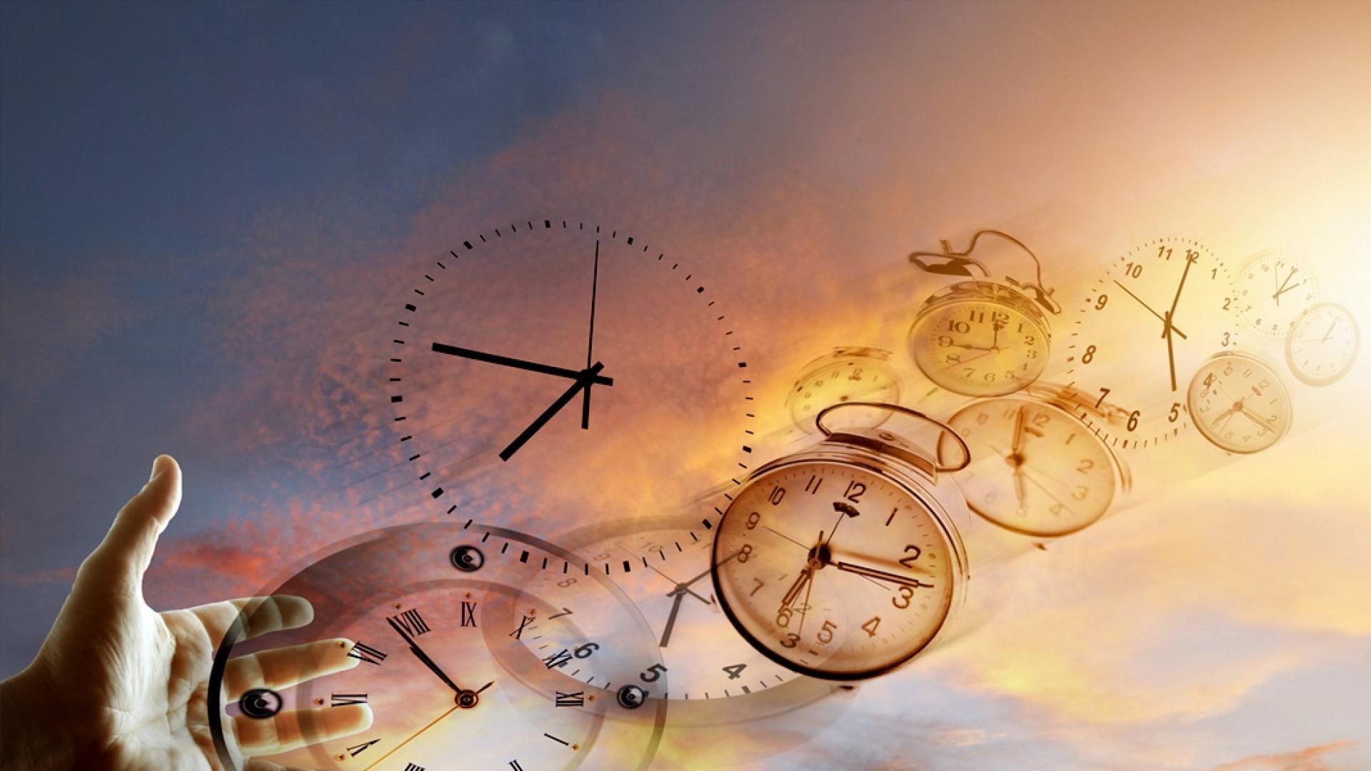 Защо времето лети, когато си прекарваме добре