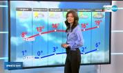 Прогноза за времето (03.03.2019 - централна емисия)