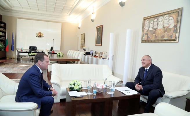 Борисов: С хъб