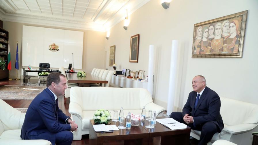 <p><strong>Борисов:</strong> С хъб &quot;Балкан&quot; искаме да запазим количествата си газ</p>