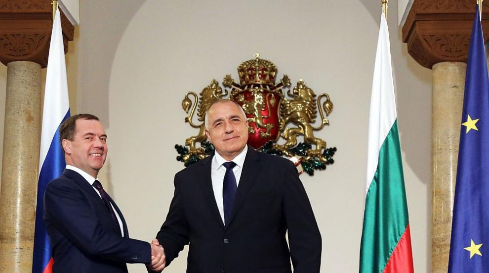 Какво важно си казаха премиерите на Русия и България?