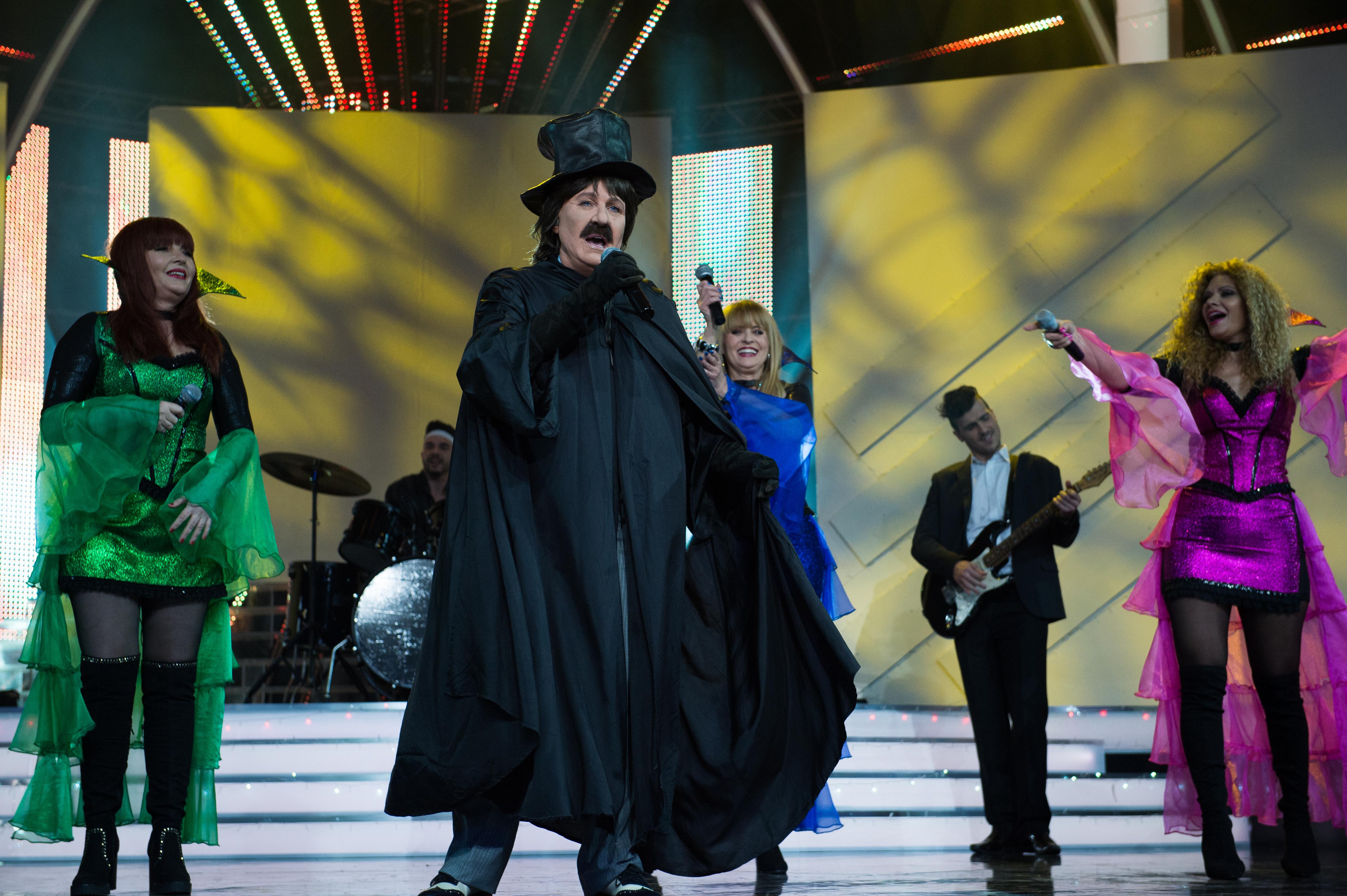 Петя Буюклиева като Петко Петков от Трамвай №5