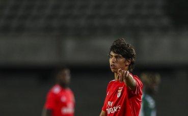 Атлетико Мадрид се надява да подпише с Жоао Феликс до дни