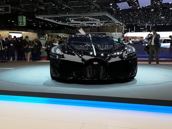 Автомобилен салон Женева 2019