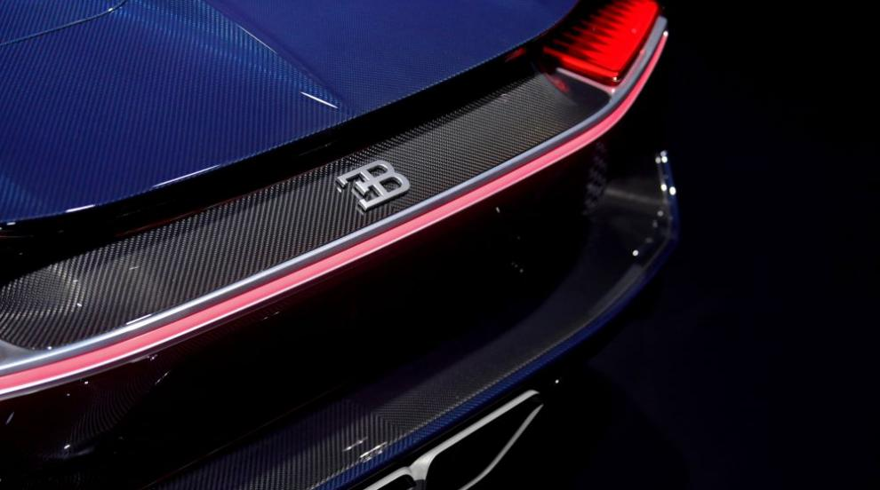 Бугати продаде най-скъпия нов автомобил в света (СНИМКА)
