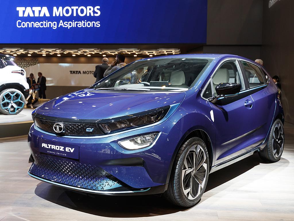 Tata Motors Altroz EV