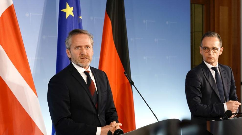 Външният министър на Германия пристига в София