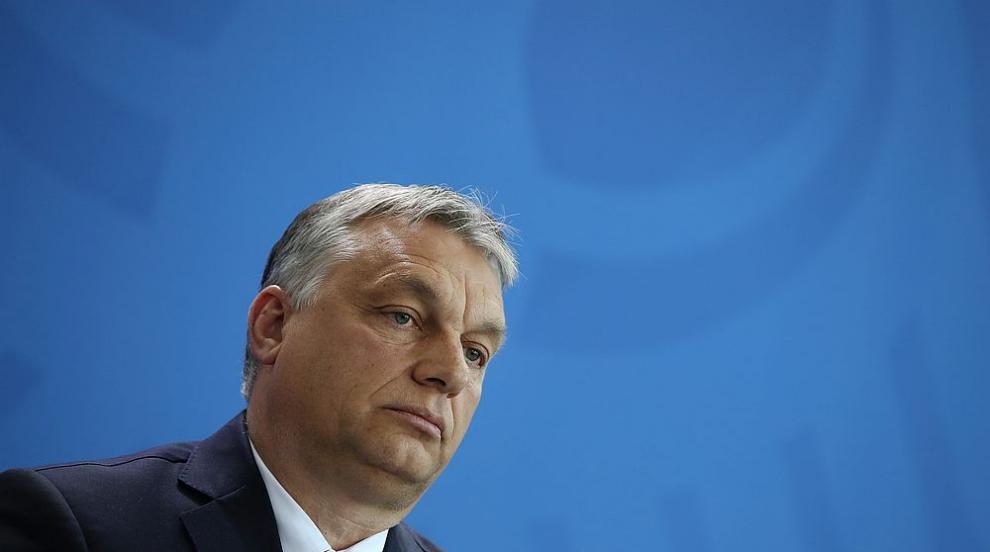 Германия повдигна въпроса за санкции срещу Унгария...