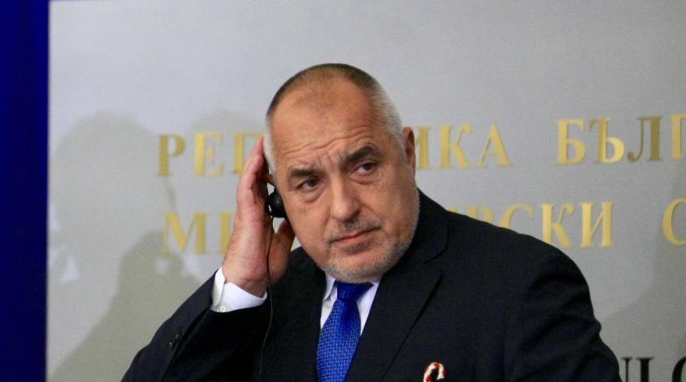 Премиерът в Брюксел: Цветанов да помисли откъде дойде тази атака точно...