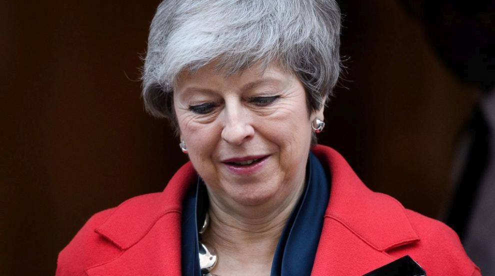 """Британски министри отхвърлиха появилата се информация за """"преврат"""""""