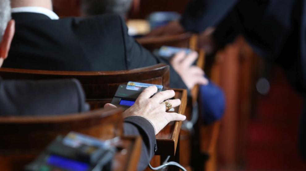 Експресно парламентът ратифицира всичко необходимо за F-16 (ОБЗОР)