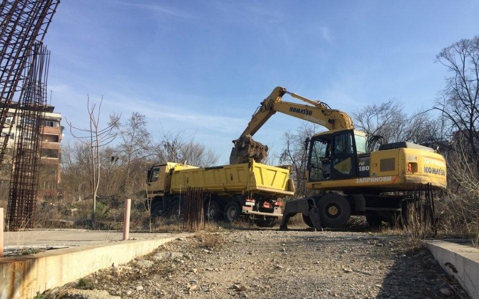 Радост в Ботев, след малко над месец почва строежът на Колежа