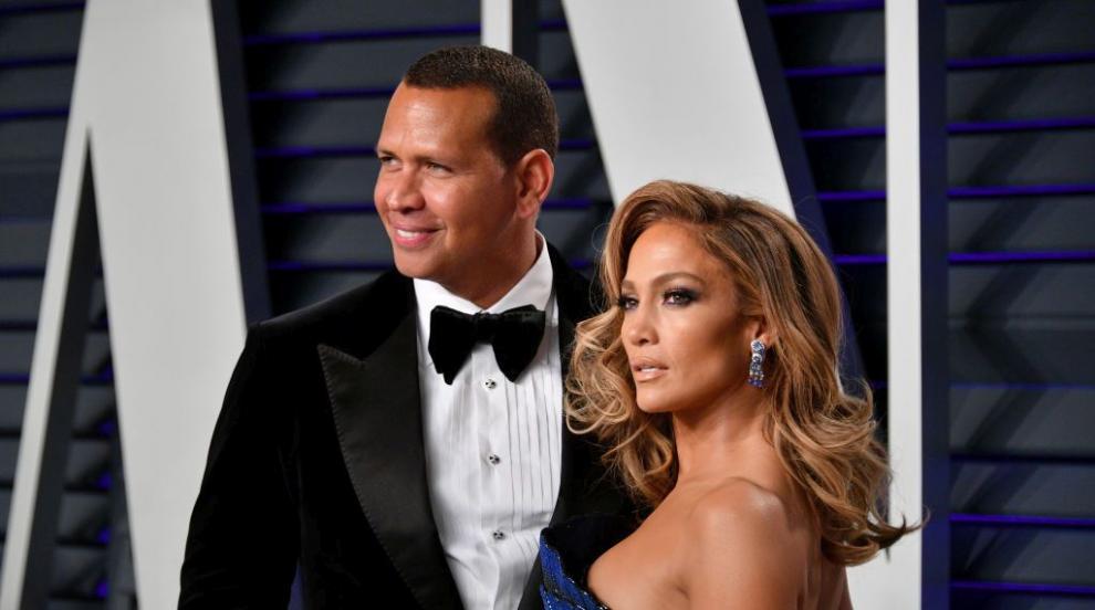 Разкриха подробности за звездната сватба на Дженифър Лопес и Алекс Родригес