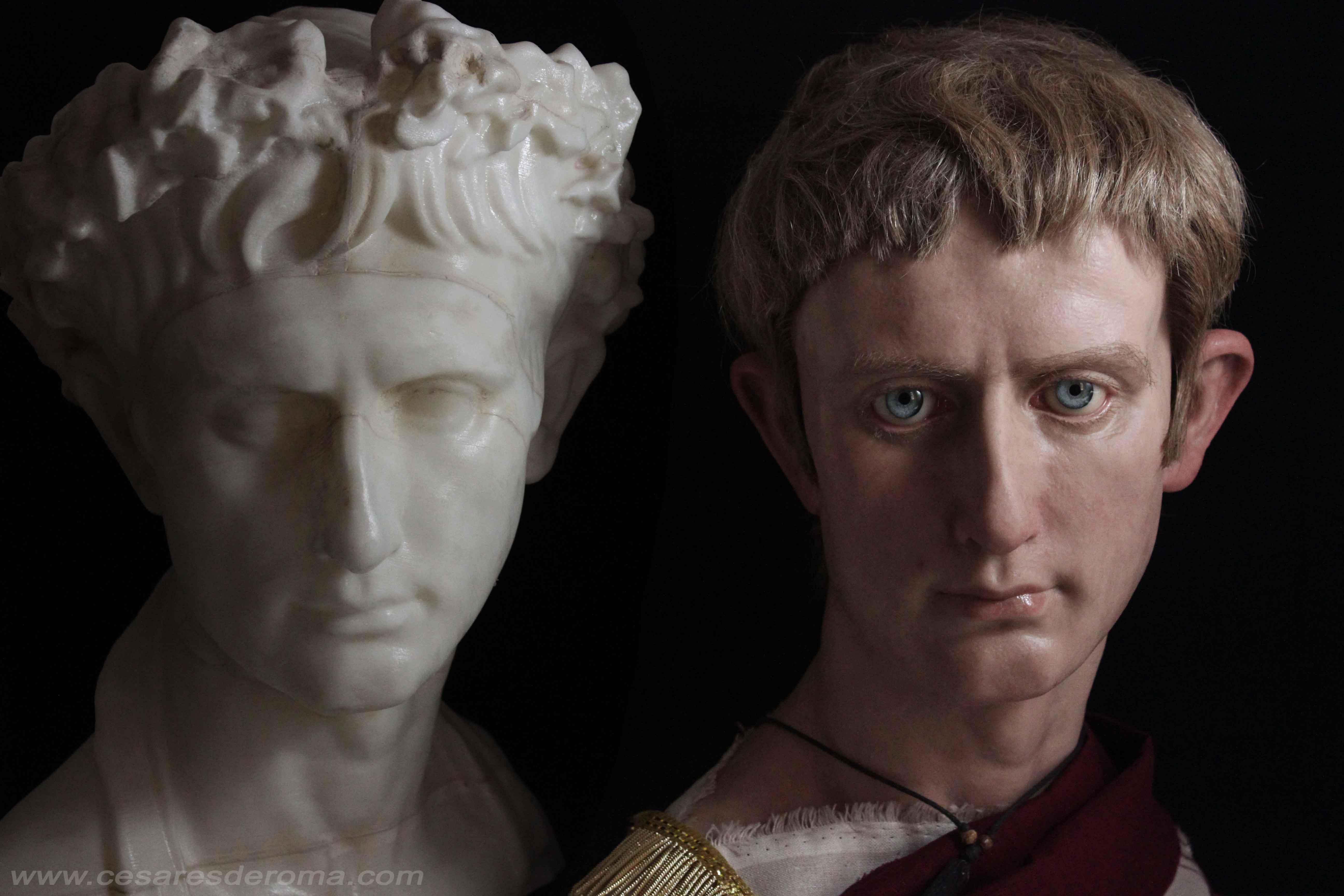 Césares de Roma претендира да бъде дидактическа препратка към новите методи да се разпространява класическата култура въз основата на емоционално учене. Проектът се заражда от нуждата да разкаже класическата римска история през по-човешка и модерна гледна точка.