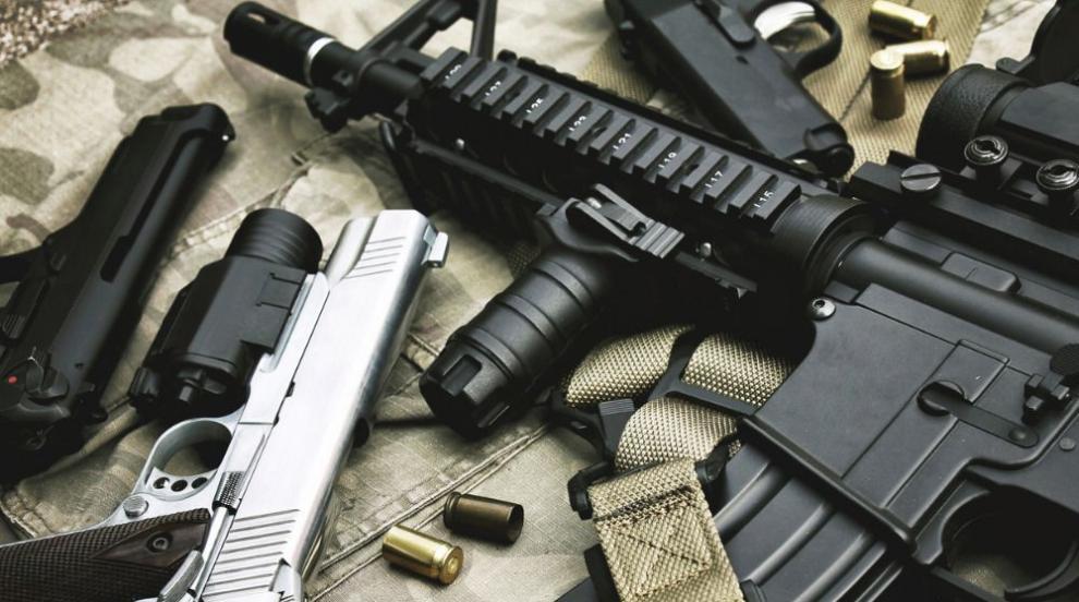 Над 10 000 броя огнестрелни оръжияса предали доброволножителите на Нова...