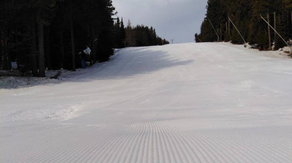 Ски курорт без сняг се подготвя за по-топло бъдеще