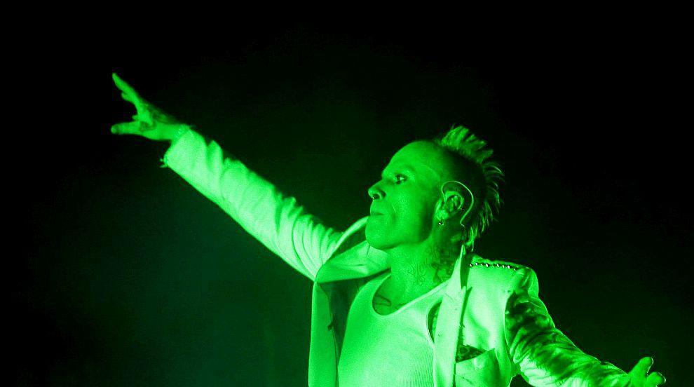 Няма никакво съмнение, че вокалистът на Prodigy Кийт Флинт се е самоубил
