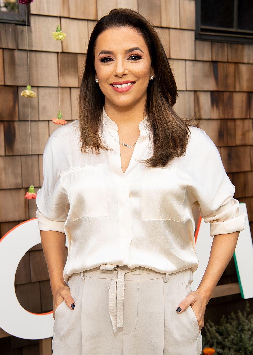 Ева Лонгория през 2019 година