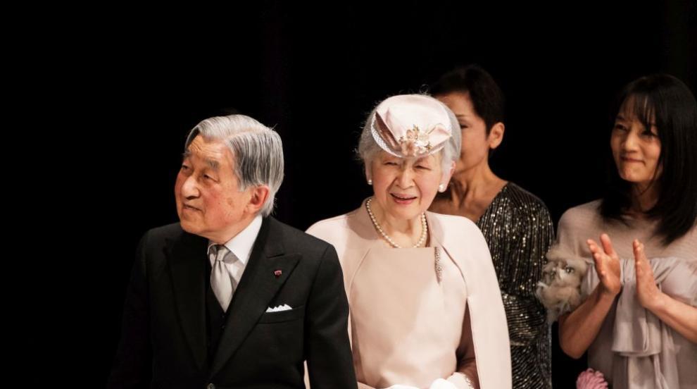 Абдикацията на японския император - традиции и ритуали
